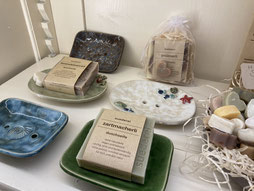Keramikschalen und Zubehör