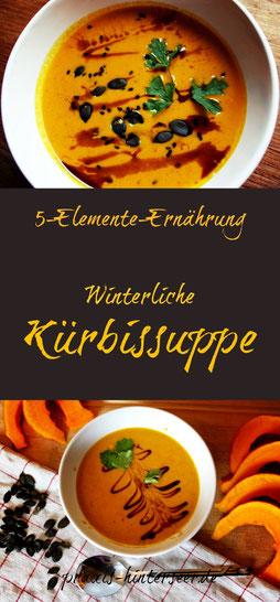 kürbissuppe, TCM, 5-Elemente-Ernährung
