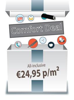 Laminaat aanbieding super deal beste prijs kwaliteit verhouding