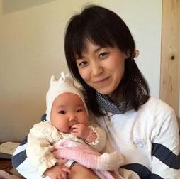 赤ちゃんと整体師