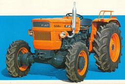 Fiat 550 Traktor