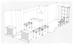 Principes d'aménagement d'une boutique