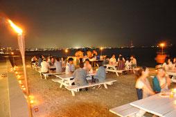 沖縄ビーチ婚活パーティー