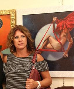 "mostra collettiva ""artisti in passerella"" 2018"