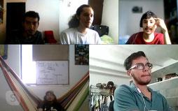 William FOCAZZIO/UDI - Joseph FLÓREZ/UNAB - Juan Carlos LOZANO/UNAB - Arturo MORENO/UNAB - Fredy CAICEDO/UNAB - Frank RICO/Psicoanalista