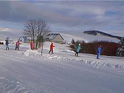 Ski de fond 40 km de piste