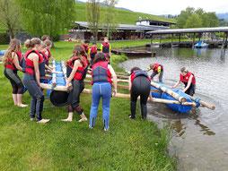 Sportwoche 3. Klassen