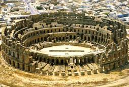 Anfiteatro El Jem