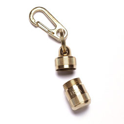 Best Made Company The Small Brass Capsule