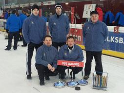 Christoph Zauner, Thomas Eichhorn, Willi Reiter und Markus Reiter und Peter Hager