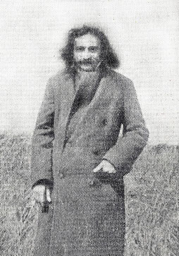 1932 - Baba at East Challacombe, Devon, England.