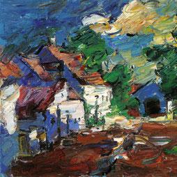 Ausstellung Viktor Lederer in der galerie artziwna, Herrengasse 17, 1010 Wien