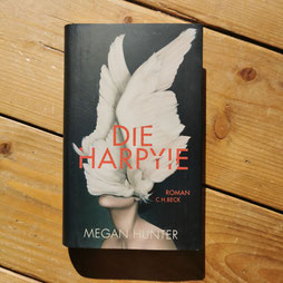 Das war unser Bookblinddate #23 - Die Harpyie