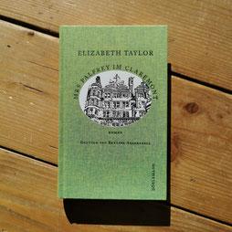 Das war unser Bookblinddate #26 - Mrs Palfrey im Claremont