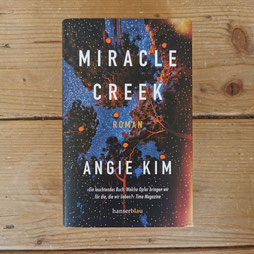 Das war unser Bookblinddate #5 - Miracle Creek