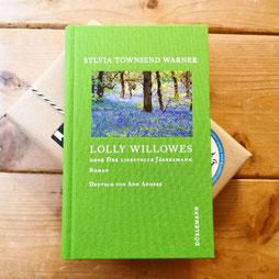 Das war unser Bookblinddate #19 - Lolly Willowes
