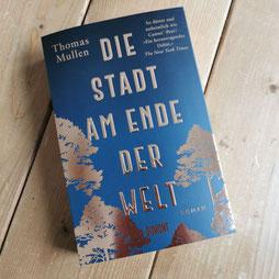 Das war unser Bookblinddate #14 - Die Stadt am Ende der Welt