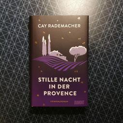 Das war unser Bookblinddate #13 - Stille Nacht in der Provence