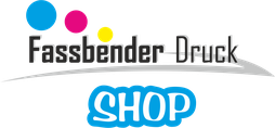 Fassbender-Druck Shop Logoo