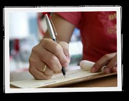 A portée de mots, permanences écrivain public