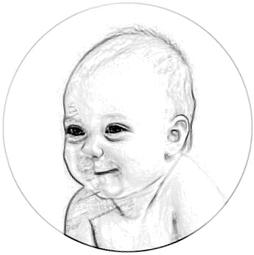 Babygezichtje