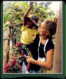 volunteer, volunteering in Bali, children, education, teaching children, having fun,