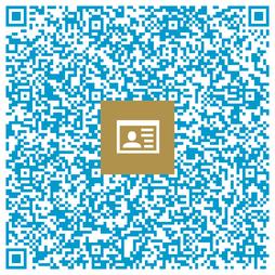 Speichern Sie unsere Praxisadresse in Ihrem Smartphone! Tipp: Vergrößern Sie den QR-Code durch einen Klick, damit dieser leichter zu scannen ist!