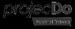 Logo Personal Training Personal Trainer Chemnitz Sachsen projecDo