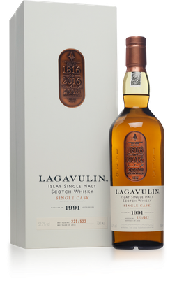 Lagavulin 1991 200th Charity Bottling