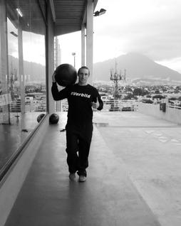 Ben Menges Personal Trainer Coach Vorbild Mexiko