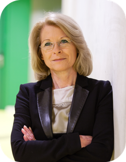 Sylvia Völker, MSc, MBA / Expertin im Innovationsausschuss des Verkehrsministeriums