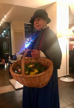 Berliner Blumenfrau