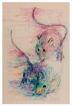 #inspiriencer Mäusefasching by artcrestani
