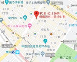 横浜市 JNビル 案内図