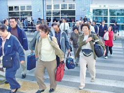 八重山の入域観光客数が5年ぶりに前年を上回った(資料写真)