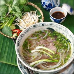 Pho Bo / Beef noodle soup