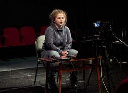 Лекция о современном театре