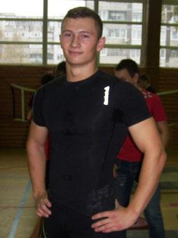 Победитель первенства - Сергей Козмодемьянский