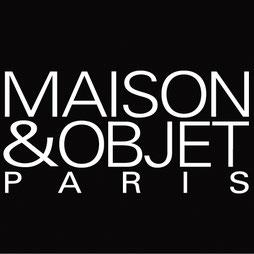 Zam-création bijoux présents au salon Maison et Objet Paris Janvier 2018