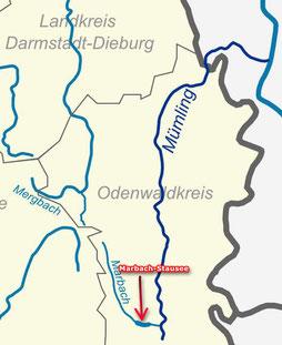 Karte aus Wikipedia, verändert. Siehe Hinweis rechts!