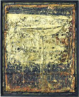 風土 22 (1995)   油彩 / 146x117cm