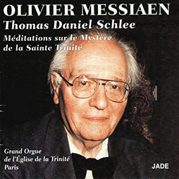Thomas Daniel Schlee  (geb. 26. 10. 1957)
