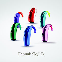 Phonak Sky B - ausgezeichnet mit der Goldenen Concha 2018
