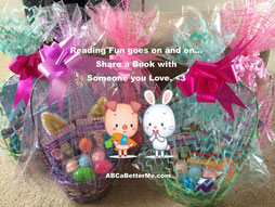 Books are the BEST Easter Gifts. Social Emotional Learning,  Kindergarten Registration, Elementary, PreK, TK, Child Development, Social Emotional Development, Counseling Resources, Parenting Books, Easter, Gifts,  Shower Gifts, www.ABCaBetterMe.com, ECE