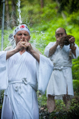 TAKIGYO WASSERFALLMEDITAION JAPAN 2013