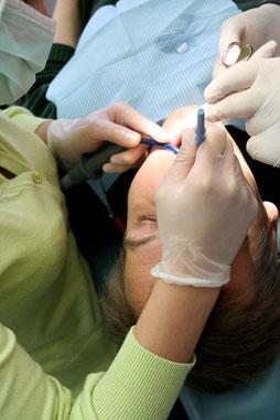 Zahnarzt Rückenschmerzen