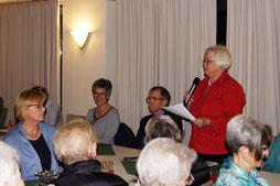 Bild von der Versammlung