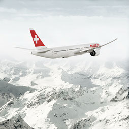 The new Boeing 777s up Swiss WorldCargo's transport capacity considerably  /  company courtesy
