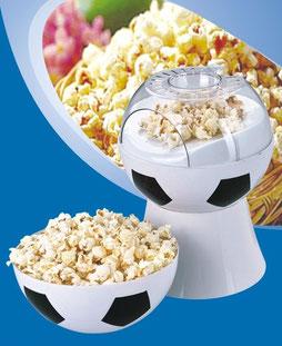 Fussball-Popcorn-Automat