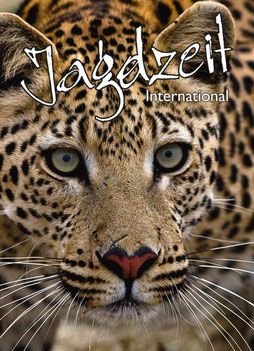 Jagdzeit International 1, Cover Leopard
